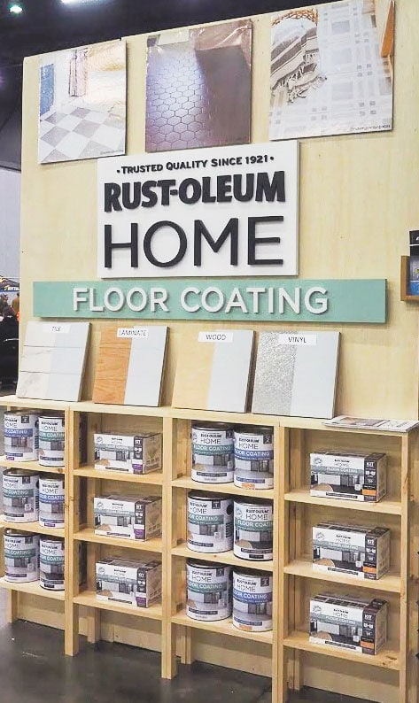 rustoleum home floor coating