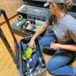 Husky Rolling Cart & Tool Organizer