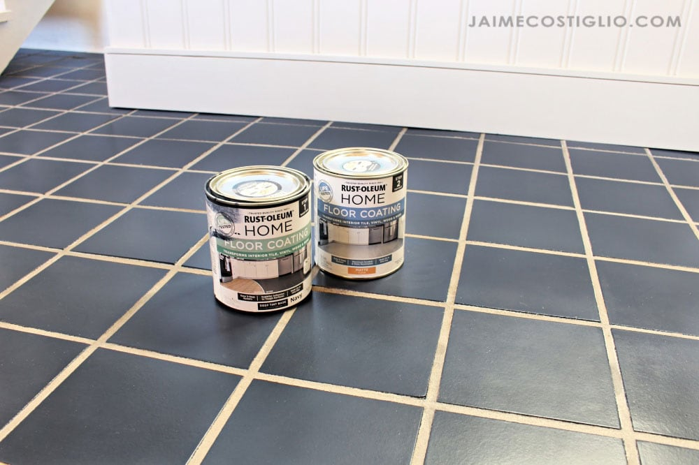 rustoleum home floor coating navy
