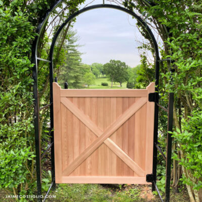 cedar gate feature