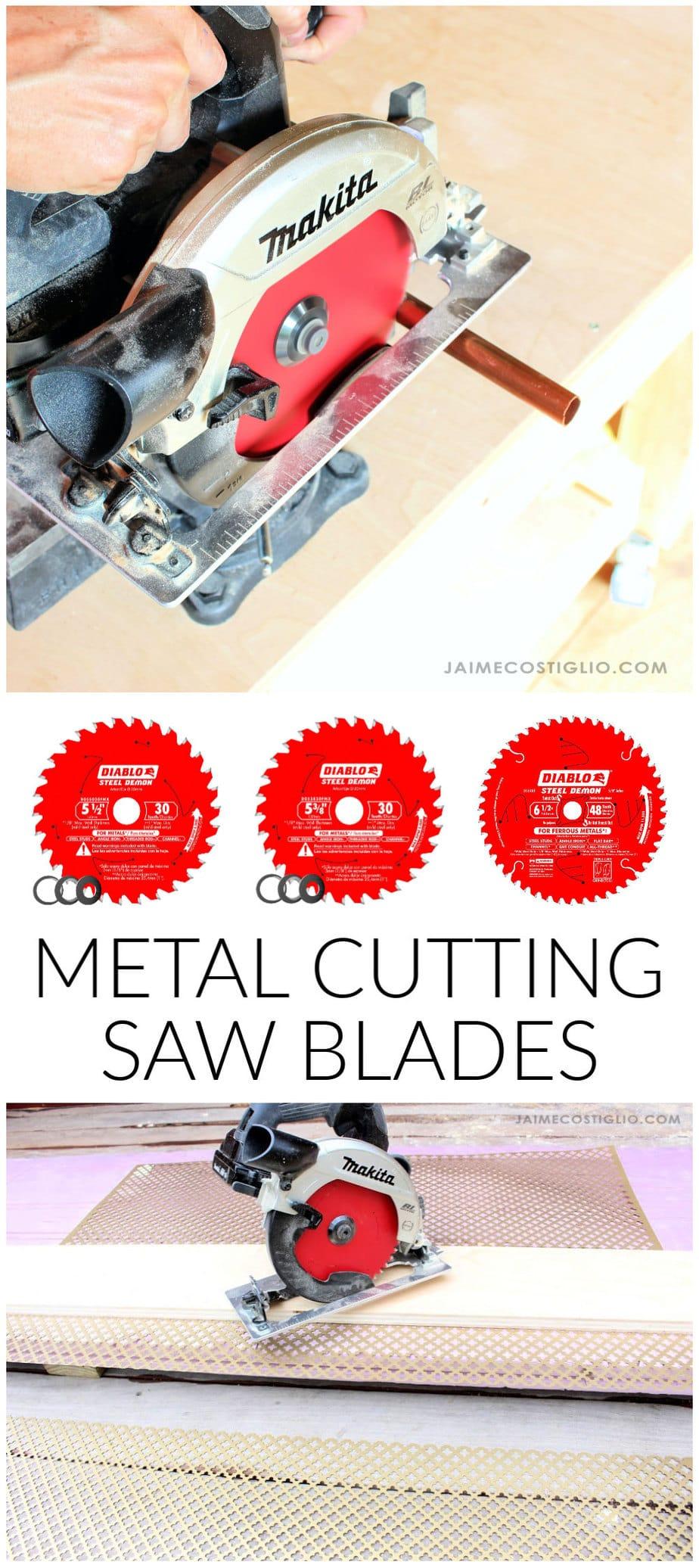 diablo circular saw metal cutting blades