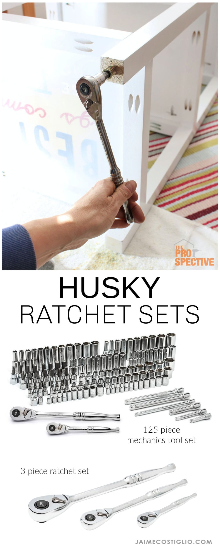 husky ratchet sets