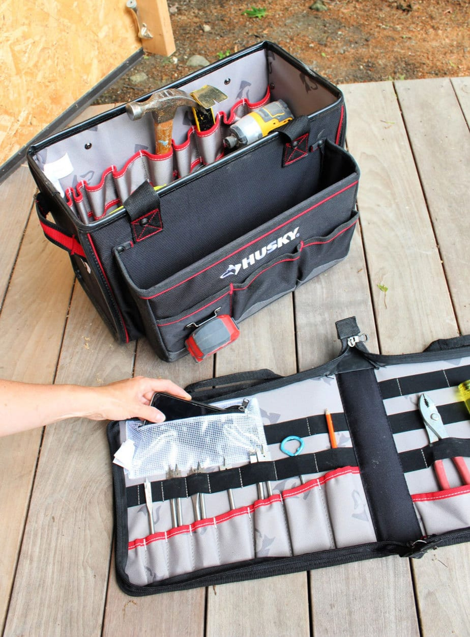 pull out tool organizer