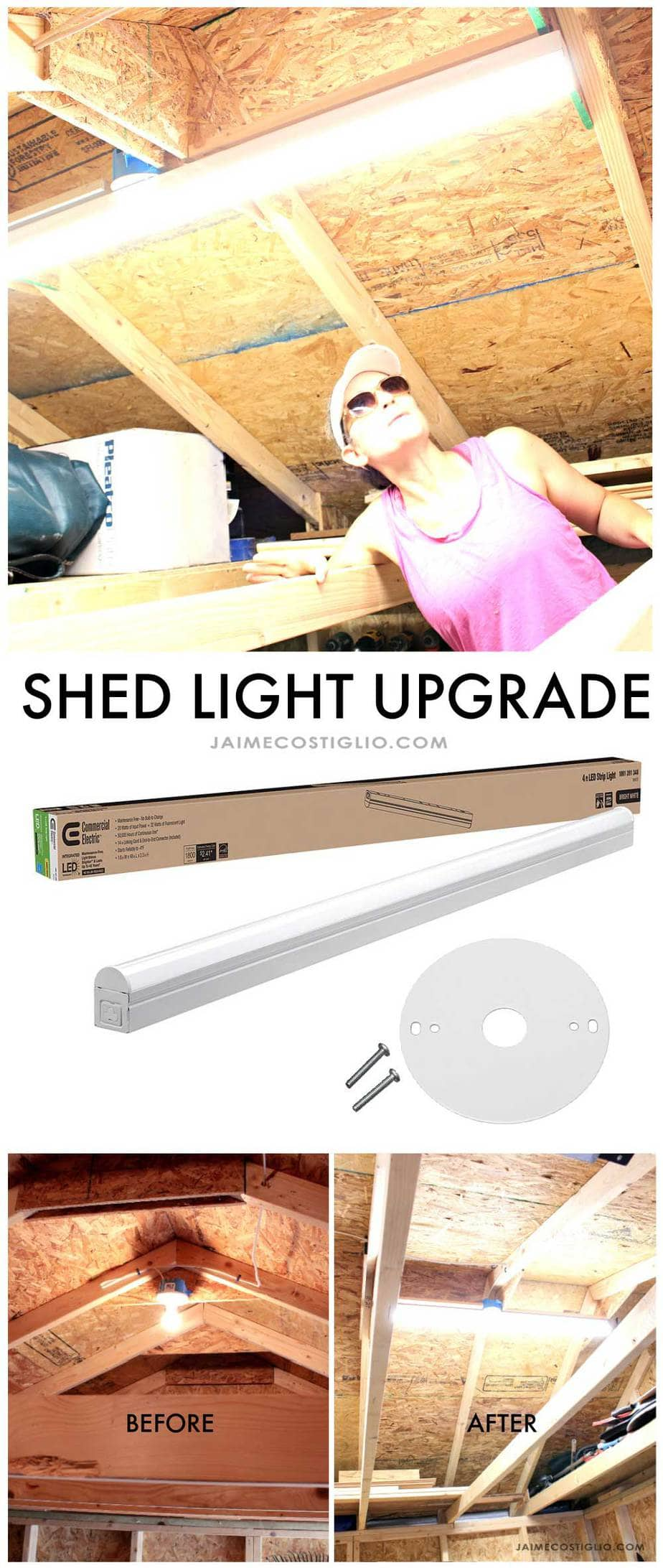 shed light upgrade