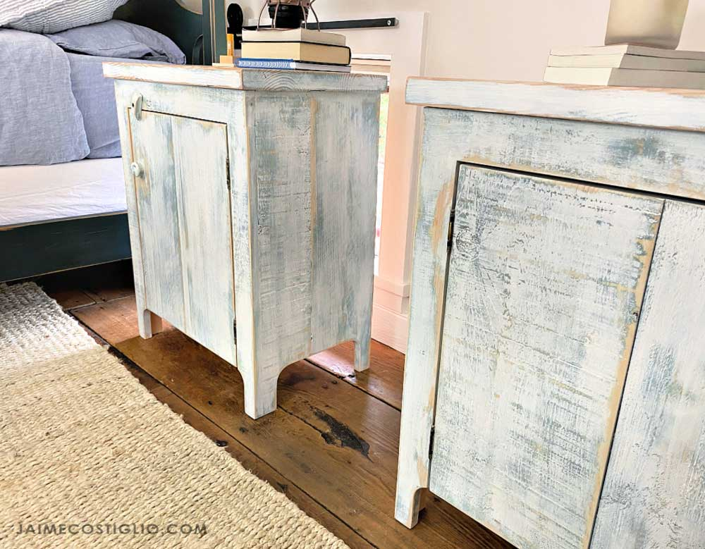 matching nightstands