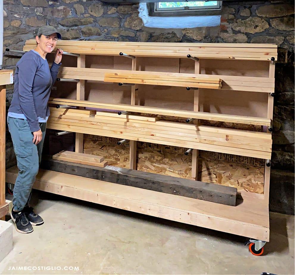 jaime costiglio lumber rack