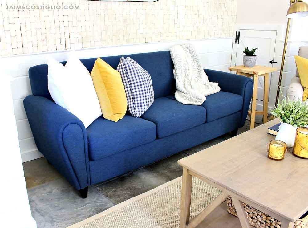 modest sofa