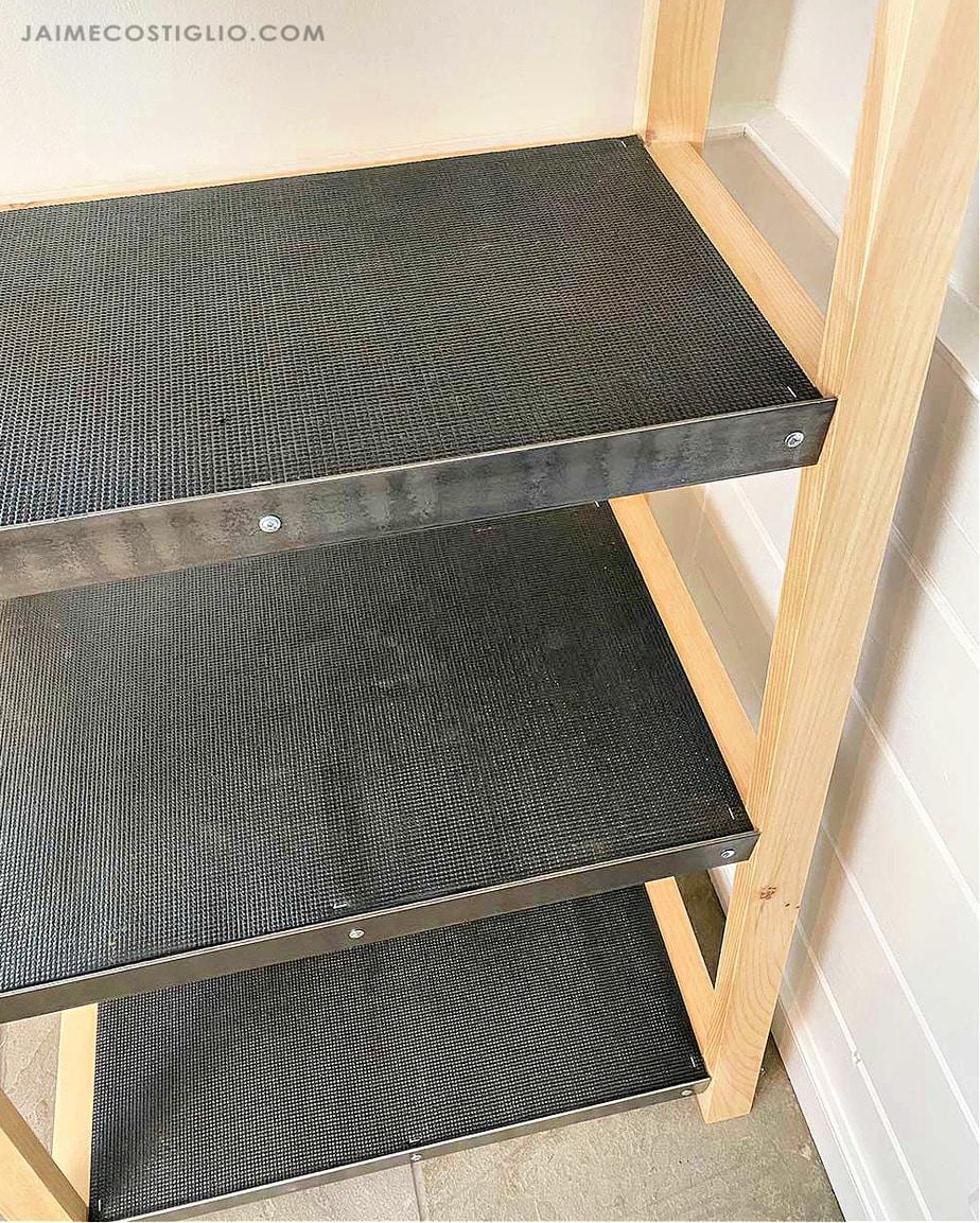 toolbox rubber mat