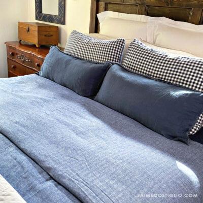 seasonal bedding layers