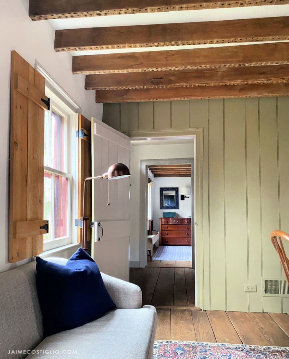 saltbox farmhouse rooms