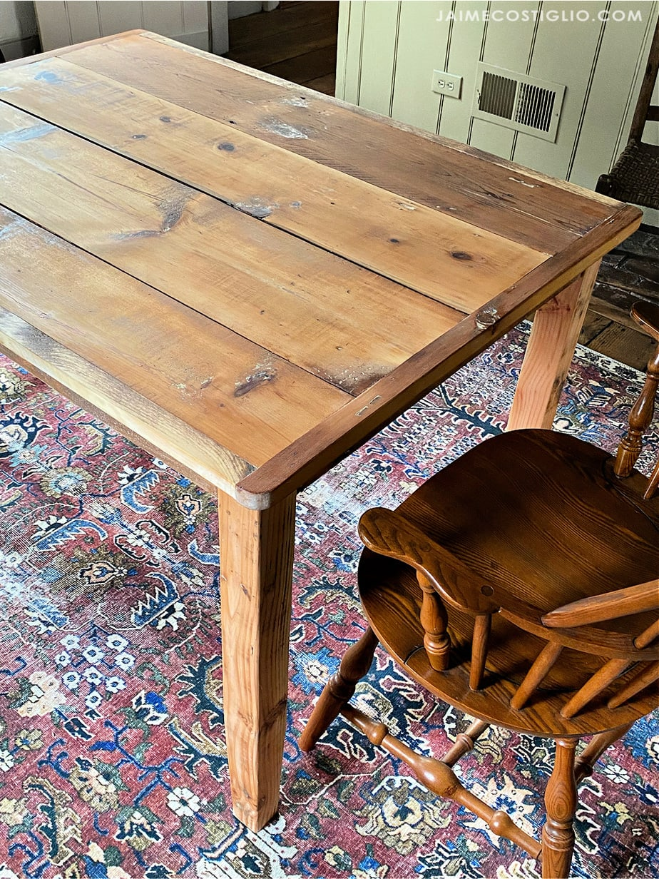 shiplap table top