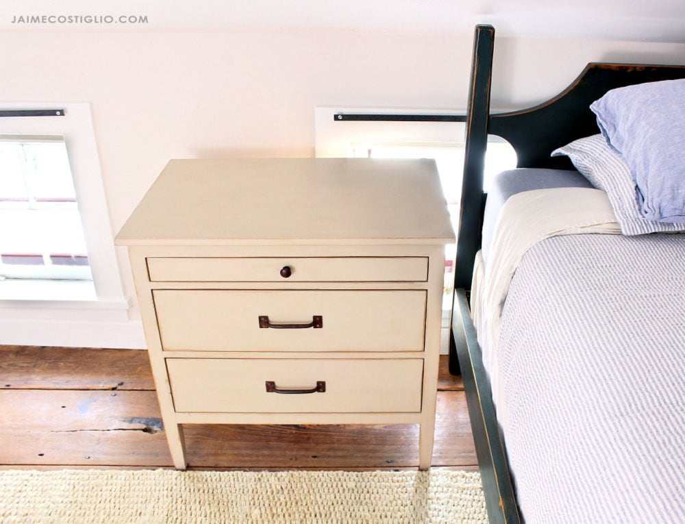 nightstand counter surface