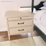 DIY 3 Drawer Nightstand with Plans