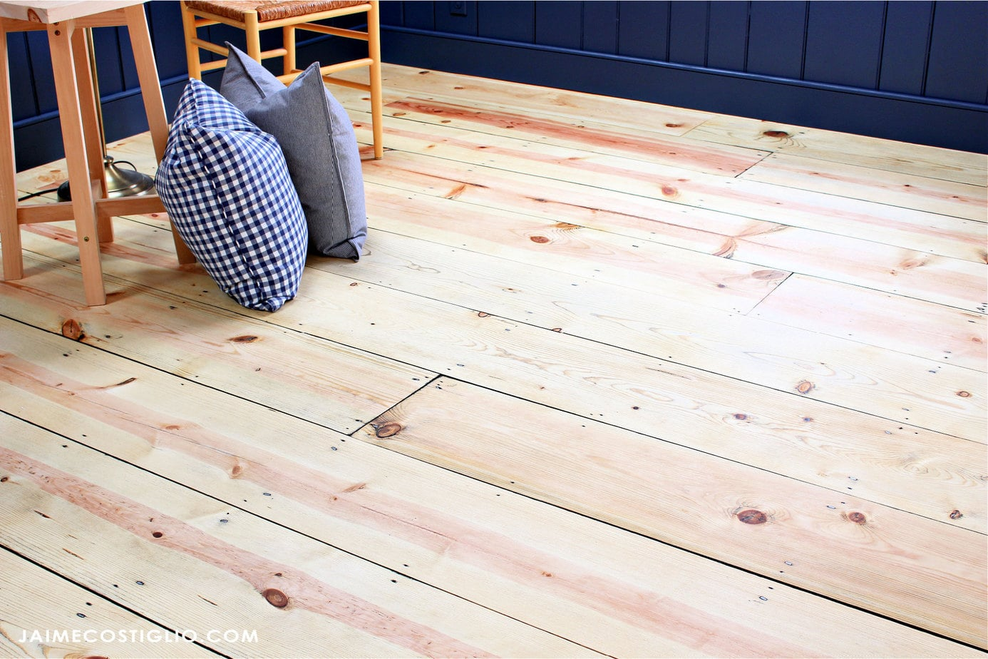tongue and groove wood flooring