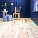 Refinishing Pine Floors