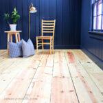 Refinishing Pine Floors