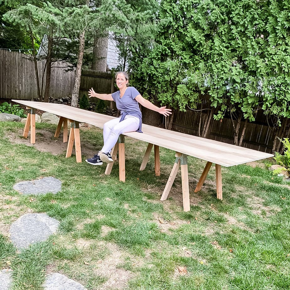 jaime costiglio extra long dining table